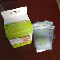 Buy cheap bpa free non leakage stand up Dual Zipper Feeding Breastmilk Storage Bags from wholesalers