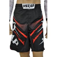 Buy cheap Customize Dry Fit Breathable Sublimation Printing Mma Short Design from wholesalers