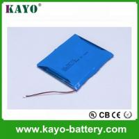 Buy cheap Lithium Ion Battery 18650 Li-ion Battery 9v Battery Pack from wholesalers