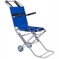 Buy cheap Folding Hospital Transport Chair for First-aid from wholesalers