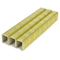 Buy cheap 18 GA M Series Staples 3/8 Inch Crown Similar to Senco M Duo Fast W18 from wholesalers