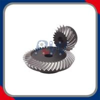 China Ground Spiral Bevel Gears Modules 2~4 on sale