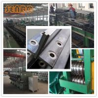 Buy cheap Elevator Guide Rail Manufacturing Production Line Process Machinery from wholesalers