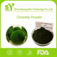 Buy cheap Chlorella Vulgaris Extract Powder/Tablets/ Raw Organic Chlorella Extract Powder from wholesalers