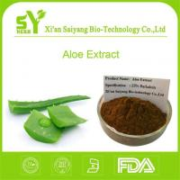 Buy cheap Aloin Emodin Aloe Vera Extract/ Organic Pure Aloe Vera Herb Leaf Extract Powder Suppliers from wholesalers