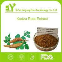 Buy cheap Puerarin Kudzu Root Extract/Pueraria Mirifica Extract/Organic Pueraria Lobata Root Extract Powder from wholesalers