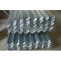 Buy cheap Hot Rolled Galvanized (HDG) Steel Angles/good Price Mild Steel Angle Bar from wholesalers