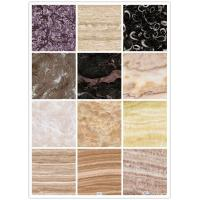 Buy cheap 98 series PVC High- grade marbling wallpaper sheet from wholesalers