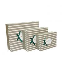 Buy cheap Specialty Paper Large Gift Box Packaging Box from wholesalers