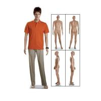 Buy cheap PE Full Body Mannequins for Male Fashion or Sports Clothing Display from wholesalers