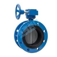 Buy cheap D341X Semi Lined Flange Butterfly Valve from wholesalers