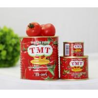 Buy cheap 400g canned tomato paste with TMT brand from wholesalers