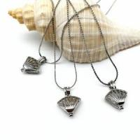 Buy cheap Wish You Love Pearl Shell Cage Pendant Necklace from wholesalers