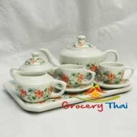 Buy cheap Miniature Child ceramic Tea Set 10pcs. C303 from wholesalers