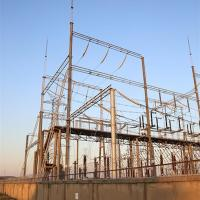 Buy cheap 750kv Substation Steel Structure from wholesalers