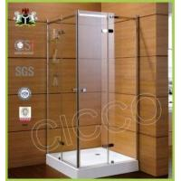 Buy cheap Shower Enclosures Professional Corner Tub Shower Door from wholesalers
