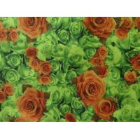 Buy cheap PRINTED FABRIC 80/20 TR roma printed foil knitted fabric from wholesalers