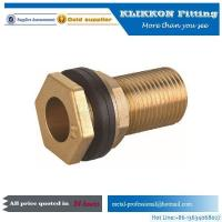 Buy cheap 3 Way Compression Threaded Nickel Chrome Plated Metric Plumbing Brass Copper Thread Pipe Fittings from wholesalers