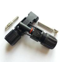 Buy cheap Solar Panel Connector MC4 solar panel connector PV004 from wholesalers