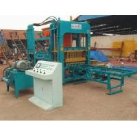 Buy cheap QT8-15 High quality automatic paver making machine from wholesalers