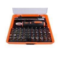 Buy cheap Hand Tools 53 in 1 Screwdriver Kit from wholesalers