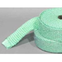 Buy cheap ET106T Fireproof Texturized ET-glass Fiber Glass High Heat Woven Tapes from wholesalers