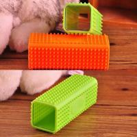 Buy cheap Factory customized cheap silicone pet hair brush/pet hair cleaner from wholesalers