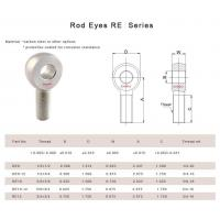 Buy cheap Clevises,bolts and pins Rod Eyes RE Series Rod Eyes RE Series from wholesalers