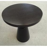 Buy cheap Small Hotel Wooden Dining Room Tables , Wood Top Round Breakfast Table from wholesalers
