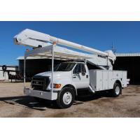 Buy cheap Used Bucket Truck Stock No. 67693 - 2007 Ford F750 60' Altec Bucket Truck from wholesalers