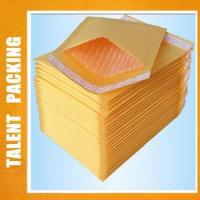 Buy cheap Customized printed bubble mailers tear proof padded kraft bag from wholesalers