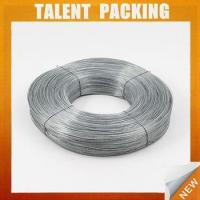 Buy cheap strands stainless steel wire cover plastic from wholesalers