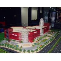Buy cheap Scale Model Maker With Architectural Model Lighting ,3d Physical Plaza Building Model from wholesalers