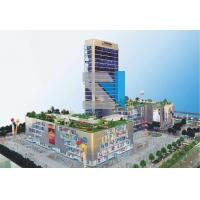 Buy cheap Professional 3d Building Miniature Model Maker, Commercial Real Estate Building Model from wholesalers