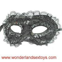 Buy cheap Sexy Silk Lace Flirt Fetish Mask Eye Blindfold Sex Toys For Woman Couples Bdsm Bondage Sex Game from wholesalers