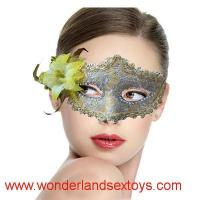 Buy cheap PVC Mask Cutout Eye Mask for Masquerade Party from wholesalers