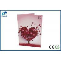Buy cheap Recordable greeting cards product