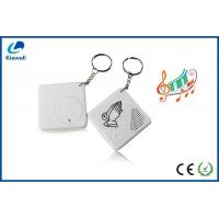 Buy cheap Customized sound recordable key chain from wholesalers