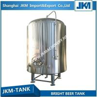 Buy cheap JKM-Bright tank/Stainless steel beer tank/ brigth beer serving system/ BBT from wholesalers