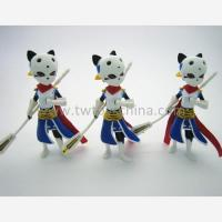 Buy cheap Plastic Animal Figurines 3D Monkey Model Home Decoration Toy from wholesalers