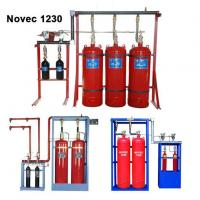 Buy cheap Pipe Work Type Novec 1230 Total Flood System from wholesalers