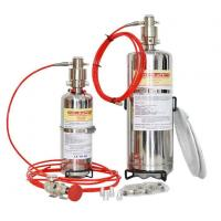 Buy cheap Indirect Type Novec 1230 Automatic Fire Suppression Systems for Electric Equipment from wholesalers