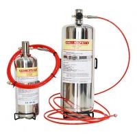 Buy cheap Direct Type FM200 Automatic Fire Suppression Systems for Electric Equipment from wholesalers