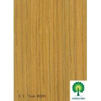 Buy cheap Natural Teak Wood Veneer for Boards and Furniture from wholesalers