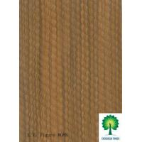 Buy cheap Natural Figured Wood Veneer for Boards, Furniture, Decoration from wholesalers