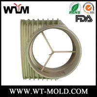 Buy cheap Nylon PA66+GF Plastic Injection Molding ABS Industrial Ventilator Parts from wholesalers