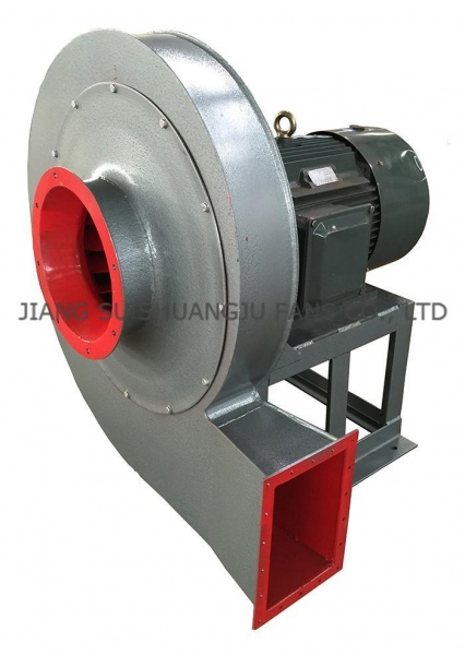 High Pressure Centrifugal Fan : Wall and roof exhaust high static pressure centrifugal fan