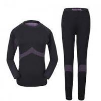 Buy cheap Mens seamless suit set from wholesalers