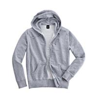 Buy cheap Mens Full Zipped and Hooded Sweatshirt from wholesalers