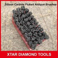 Buy cheap Silicon Carbide Fickert Abrasives Brushes for Granite Brushing from wholesalers